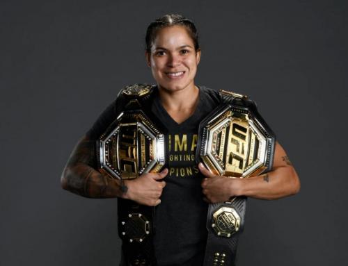 筋膜枪创始者海博艾斯,正式成为UFC康复科技合作伙伴!